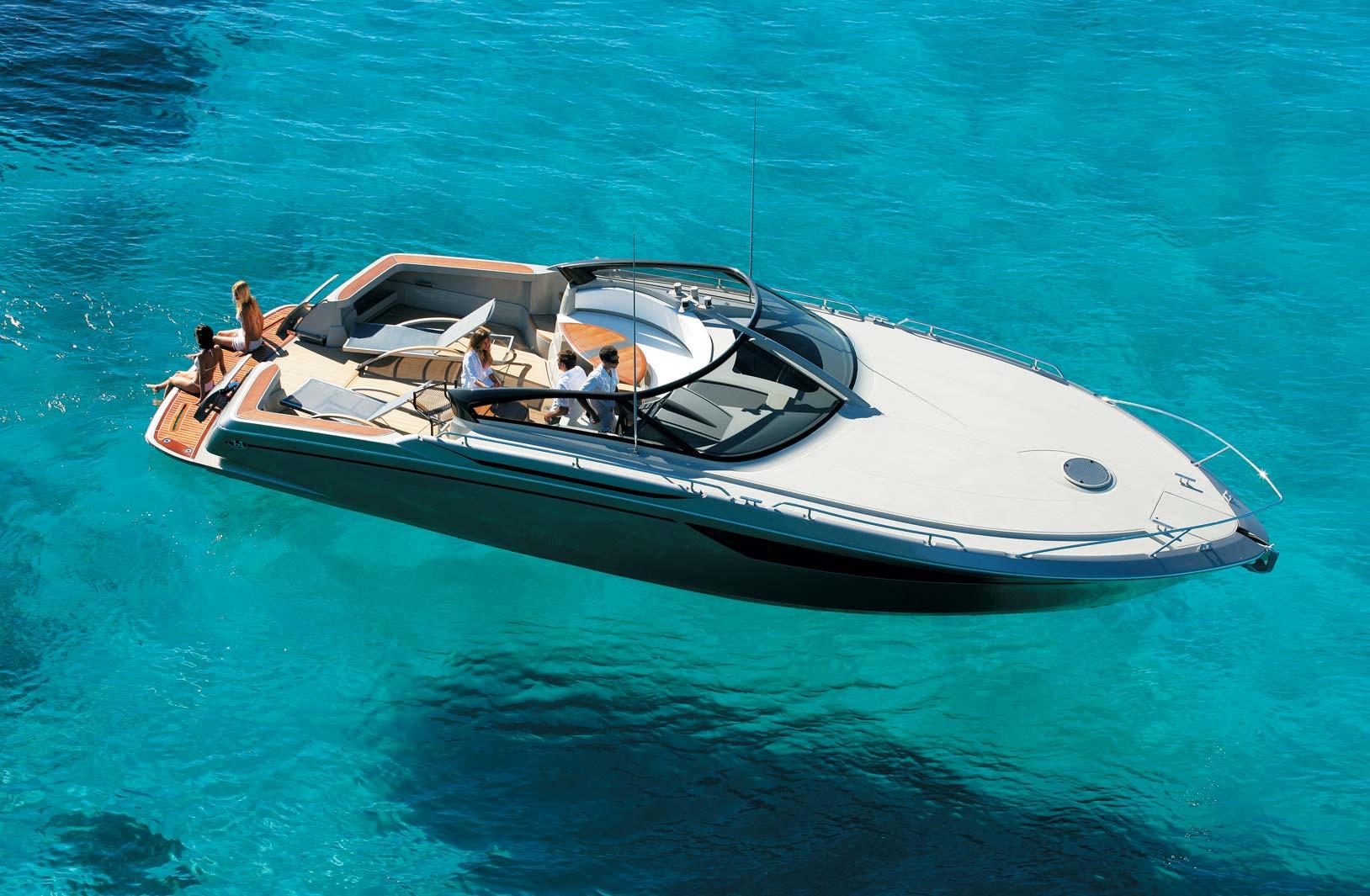 Small Motor Yachts